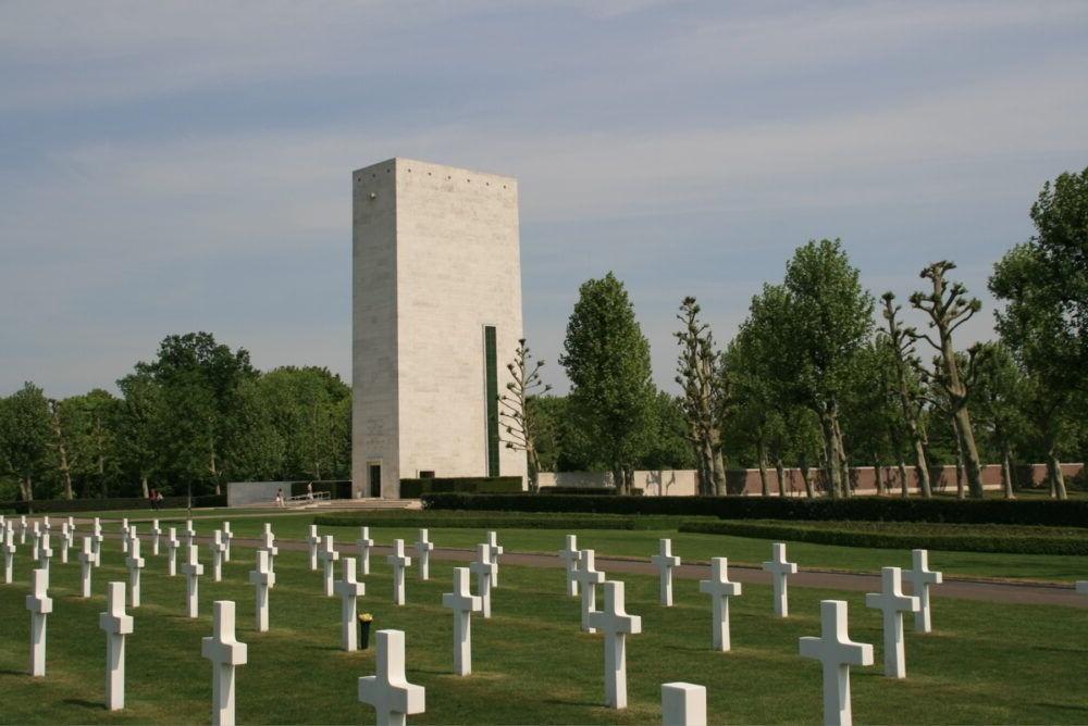 Destino Netherlands American Cemetery and Memorial