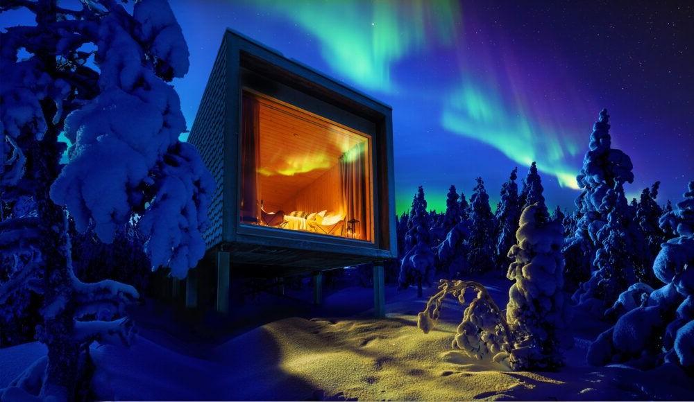 Destino Northern Lights in Lapland