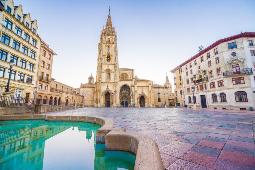 Destino Oviedo España