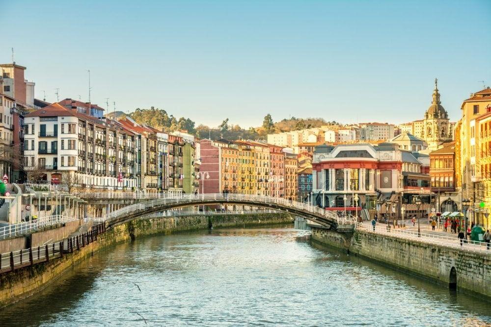 Destino País Vasco Bilbao España