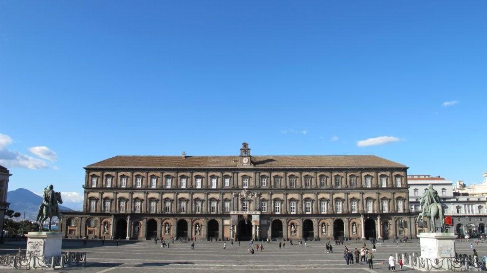 Destino Palacio Real de Nápoles