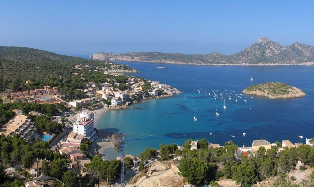 Destino Palma de Mallorca España