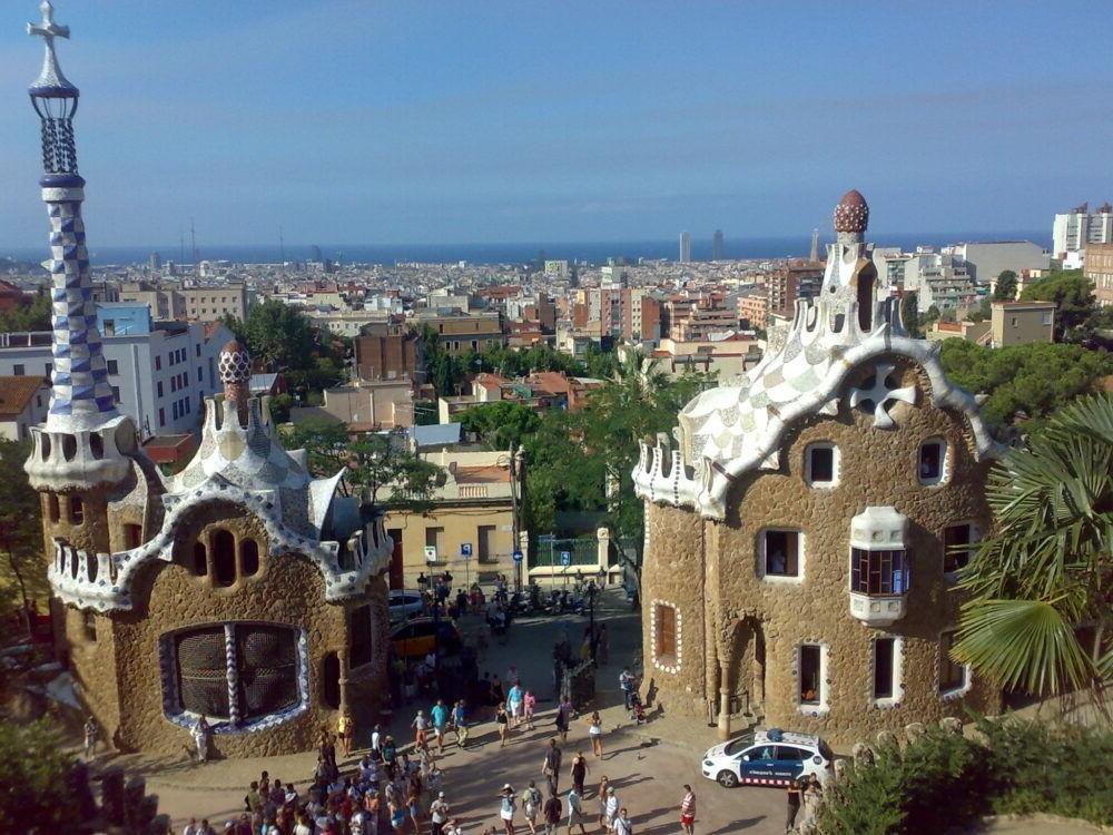 Destino Parc Güell Barceloneta