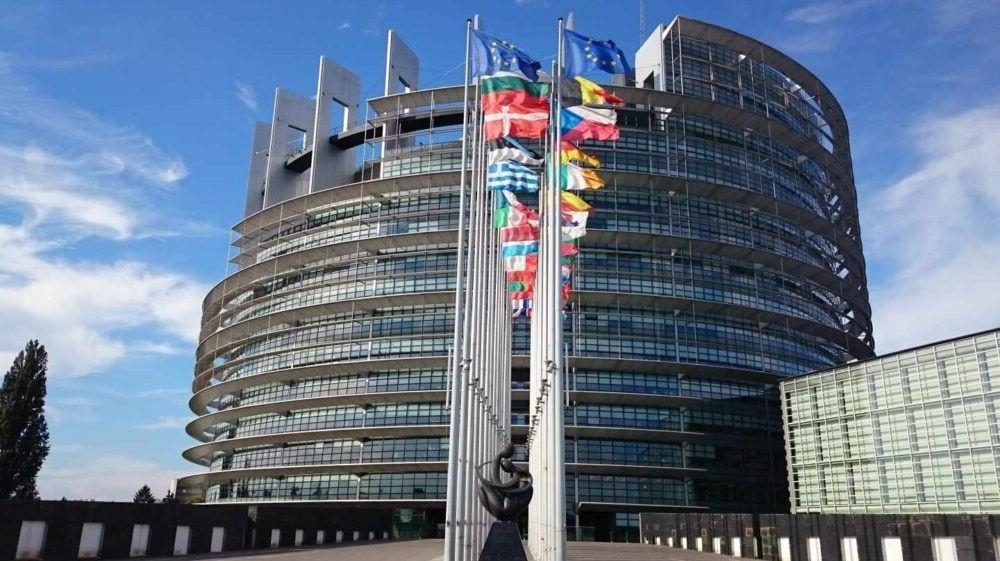 Destino Parlamento Europeo