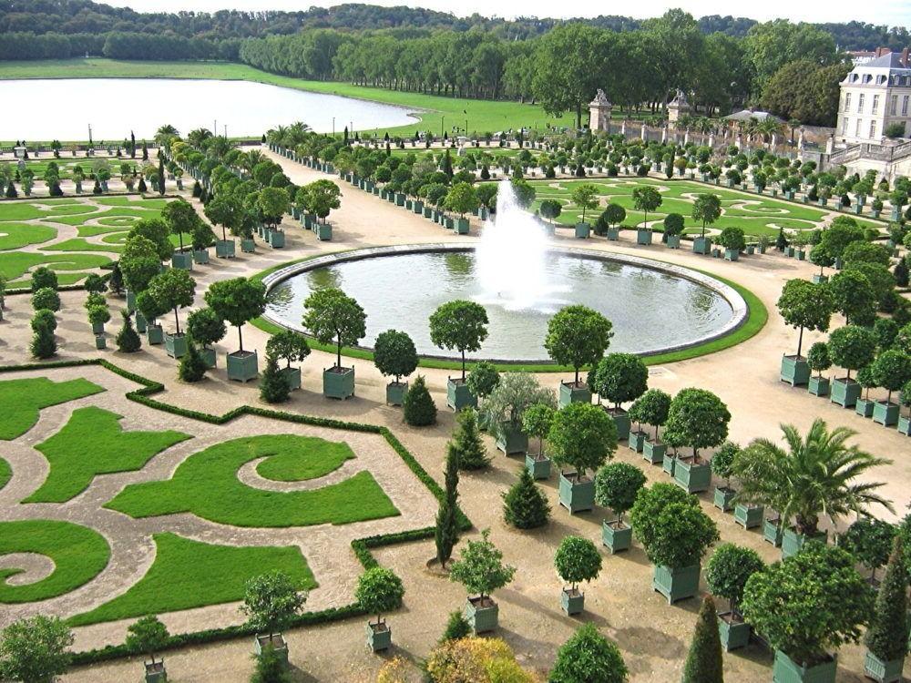 Destino Parque de la Orangerie