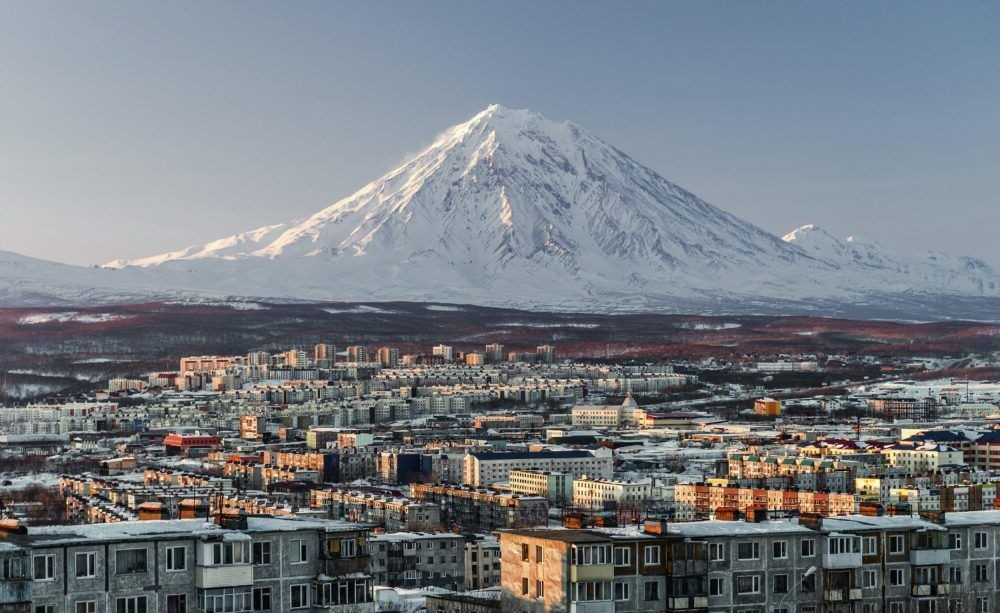 Destino Petropavlovsk-Kamchatsky