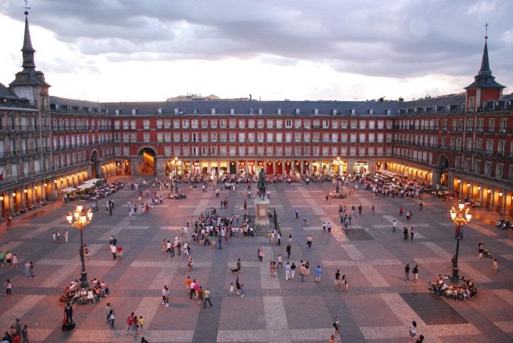 Destino Plaza Mayor