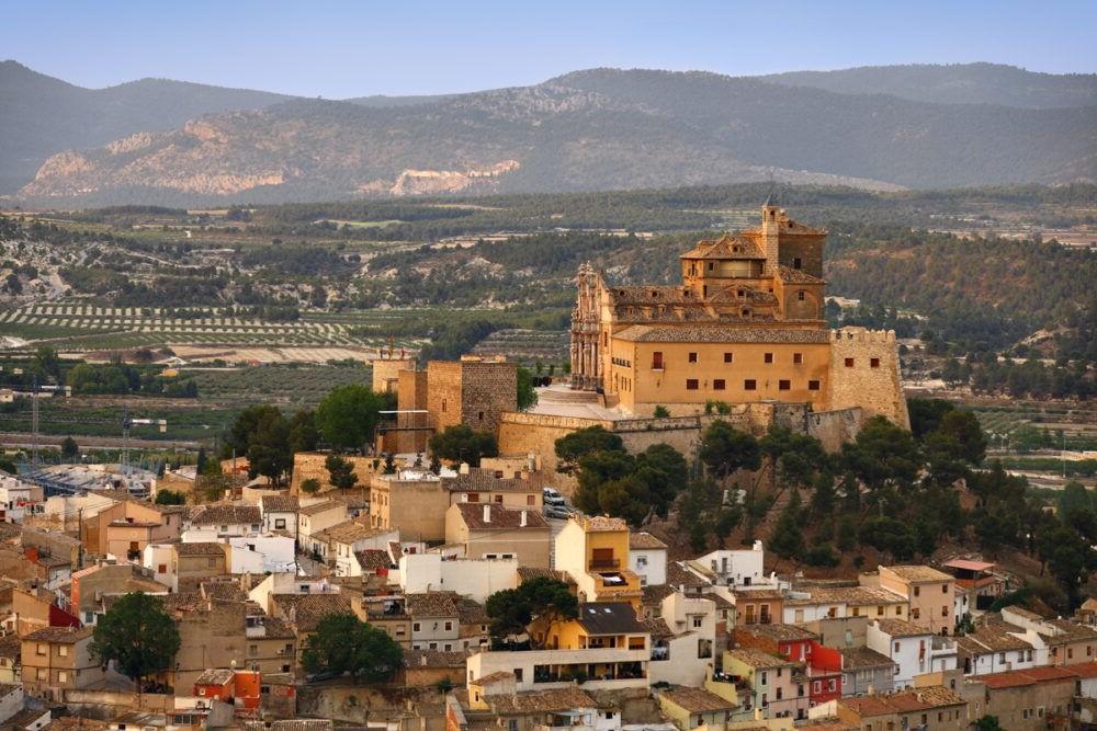 Destino Región de Murcia España
