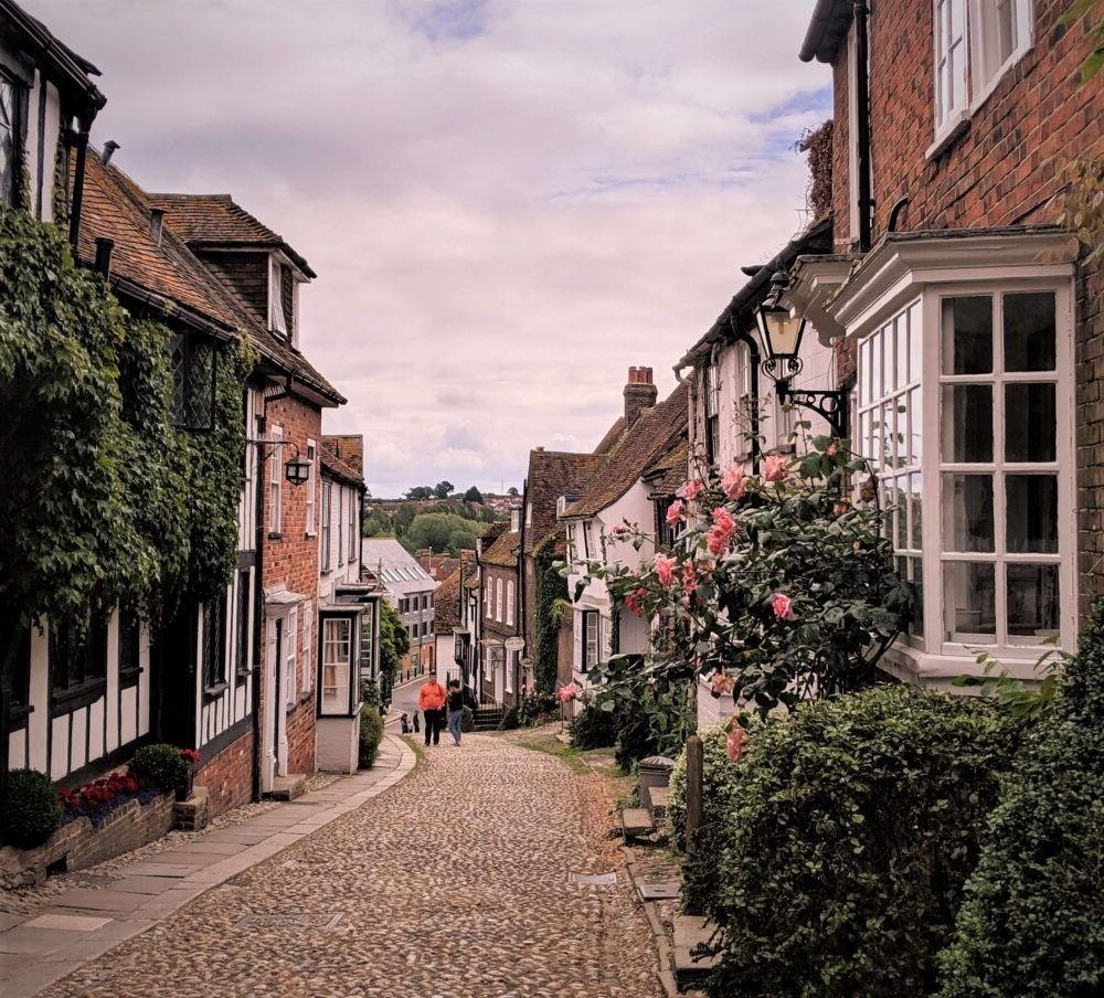Destino Rye Inglaterra