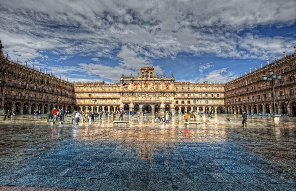 Destino Salamanca España