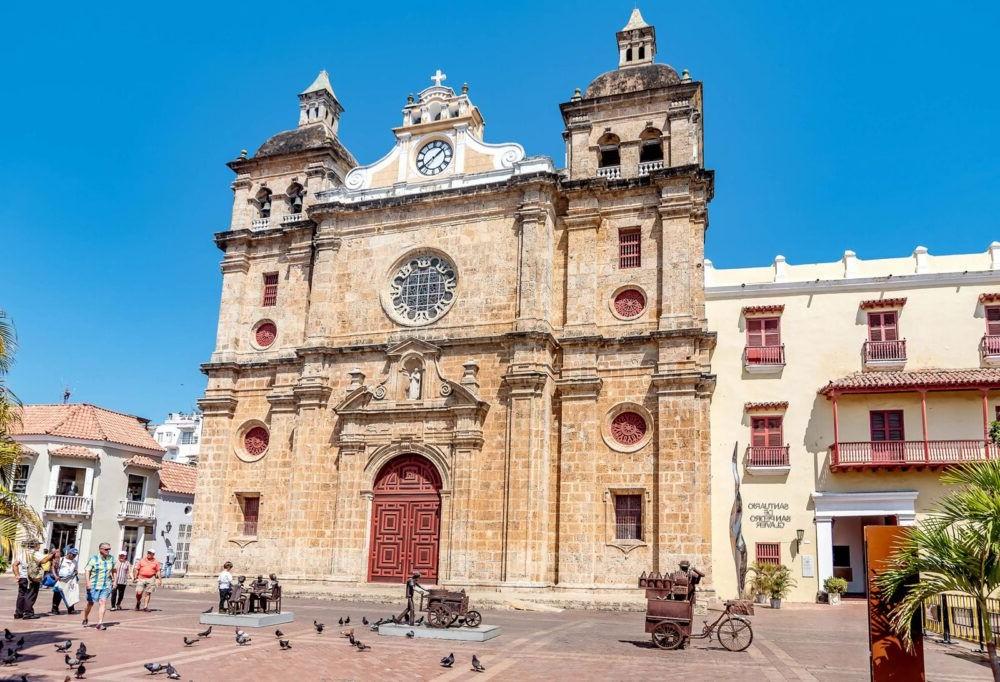 Destino San Pedro the Young Church