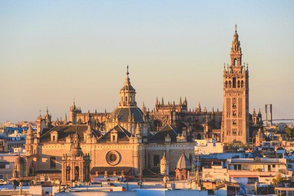Destino Sevilla España