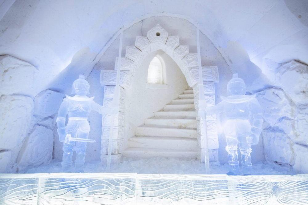 Destino Snow Castle of Kemi