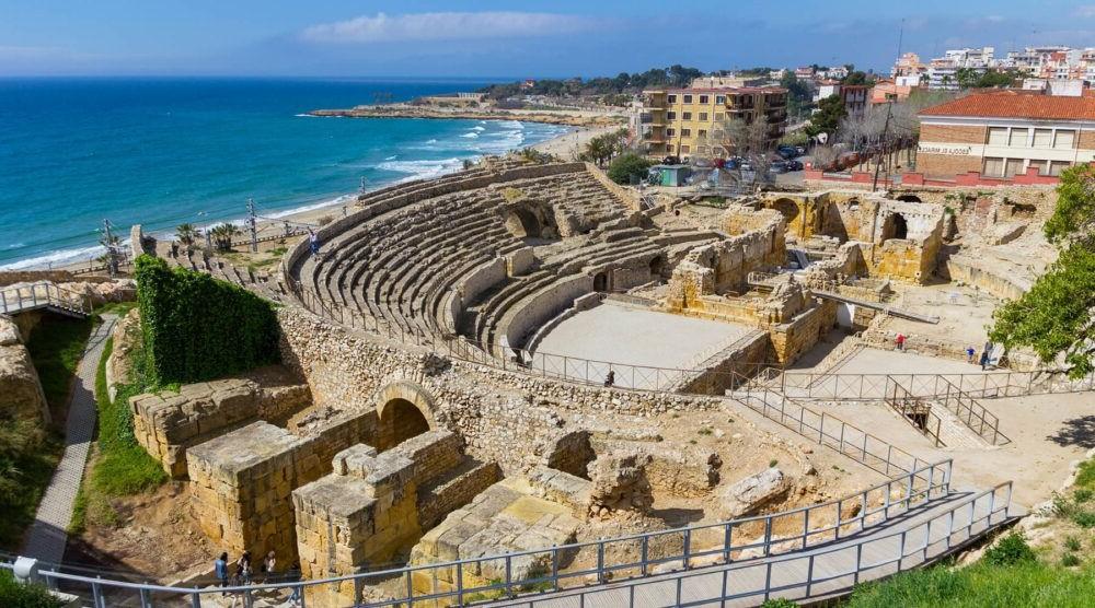 Destino Tarragona España