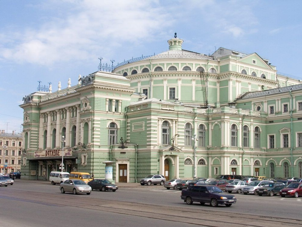 Destino Teatro Mariinsky