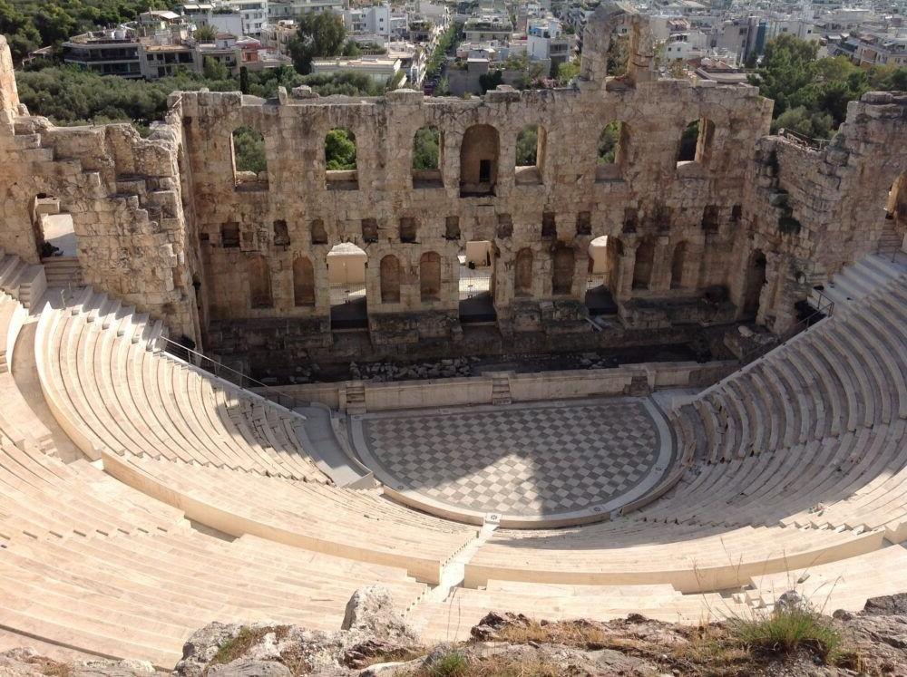 Destino Teatro de Dioniso