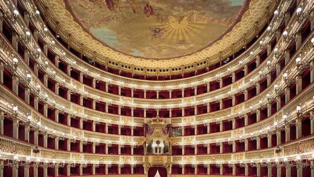 Destino Teatro di San Carlo