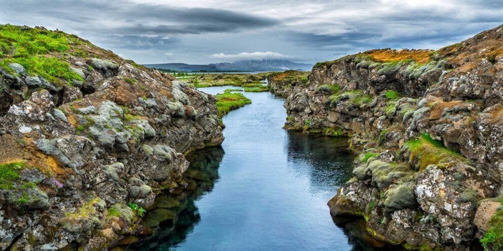 Destino Thingvellir National Park