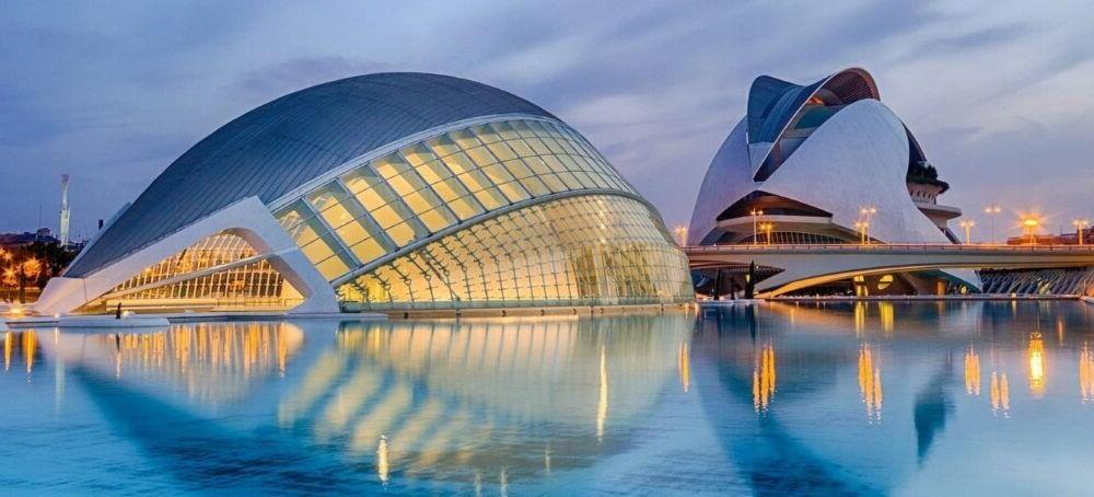 Destino Valencia España