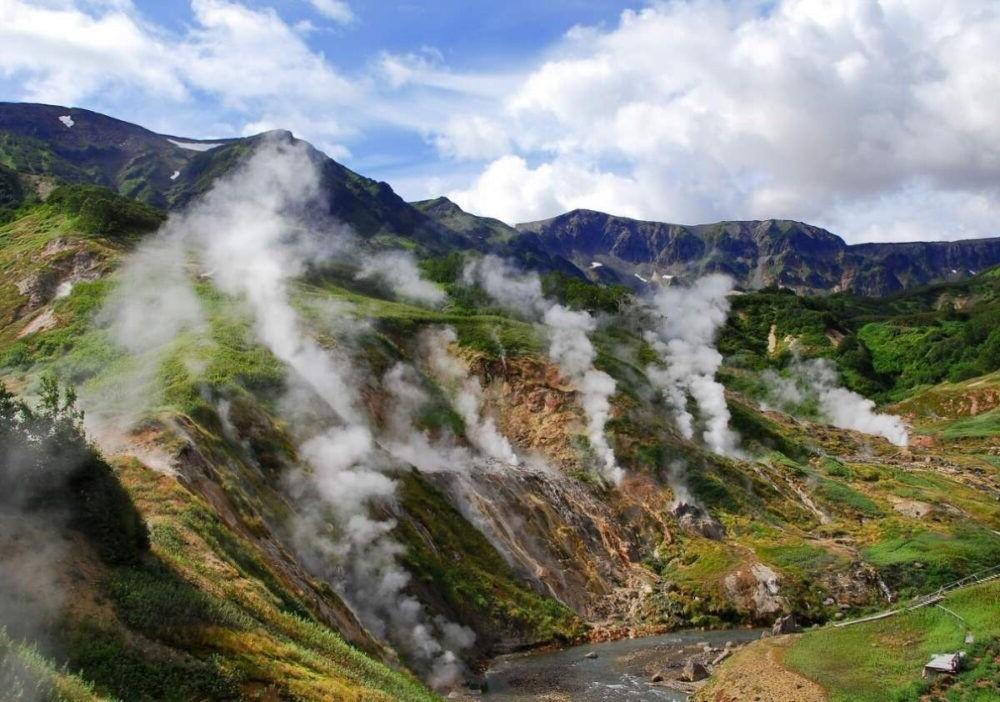 Destino Valley of Geysers