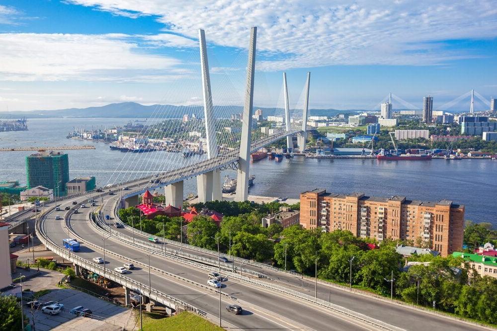 10 destinos más increíbles en el este de Rusia