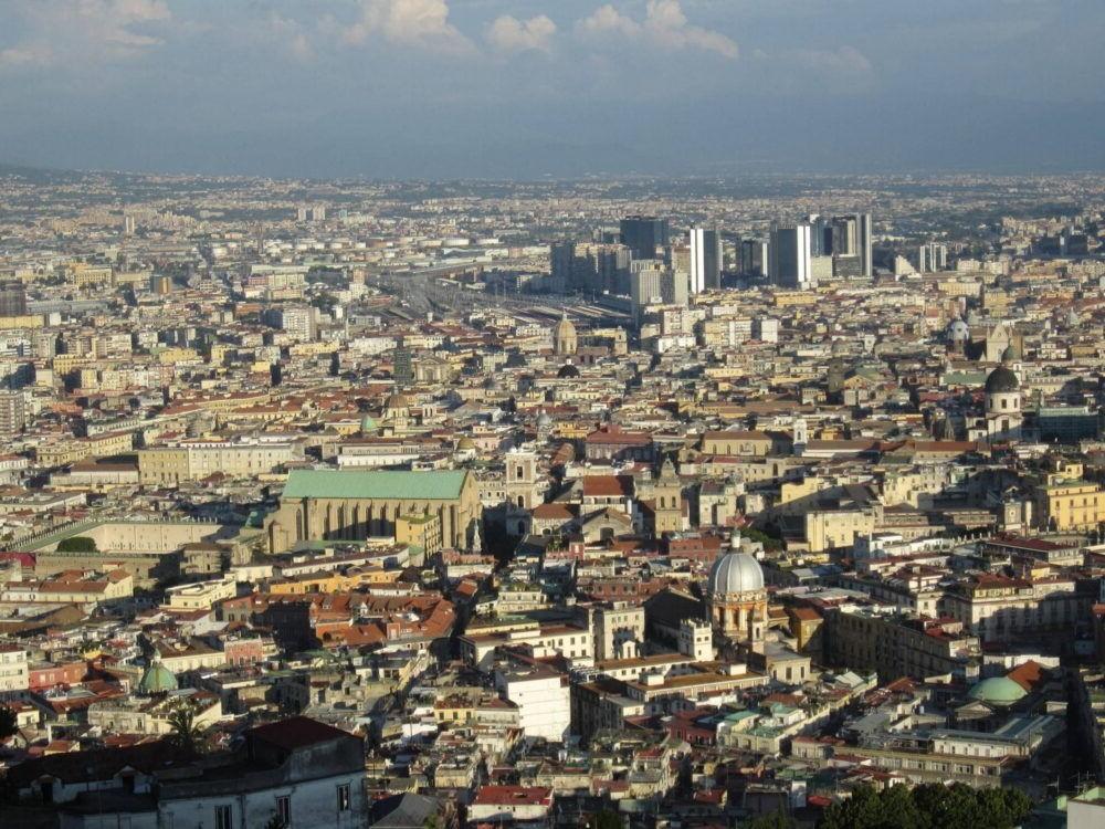 Destino Vomero Naples