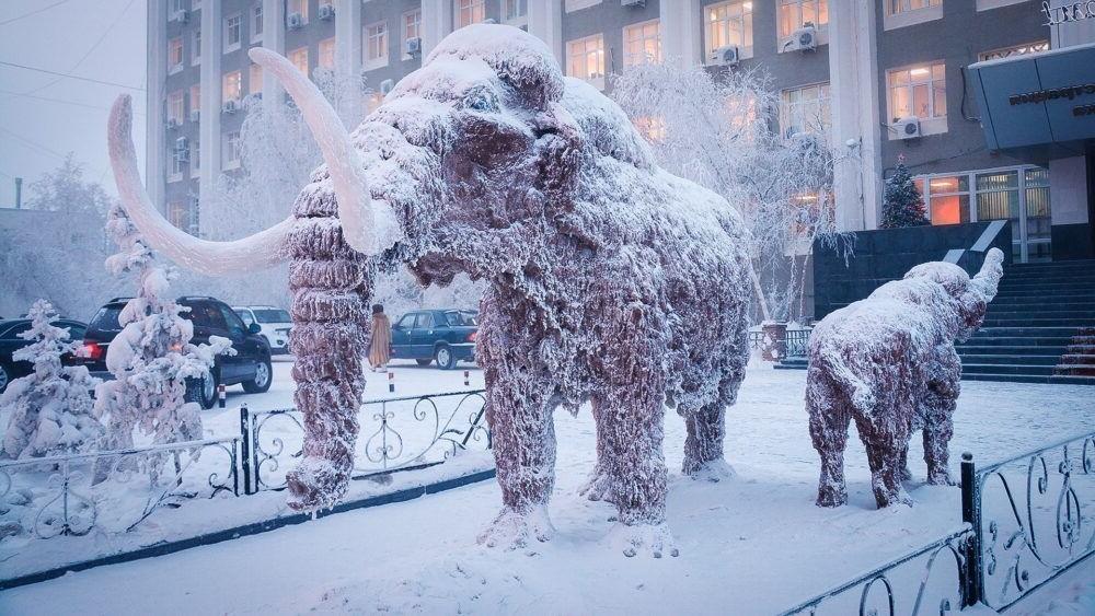 Destino Yakutsk