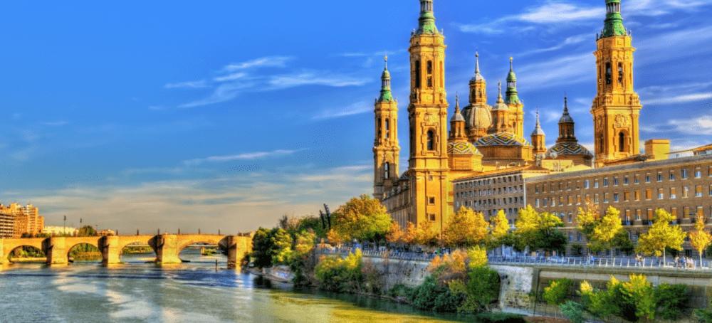 Destino Zaragoza España