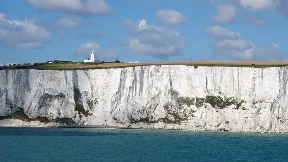 Destino acantilados de Dover