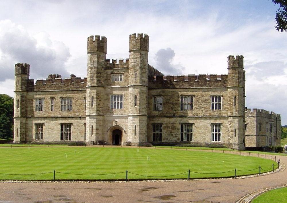 Destino castillo de Leeds
