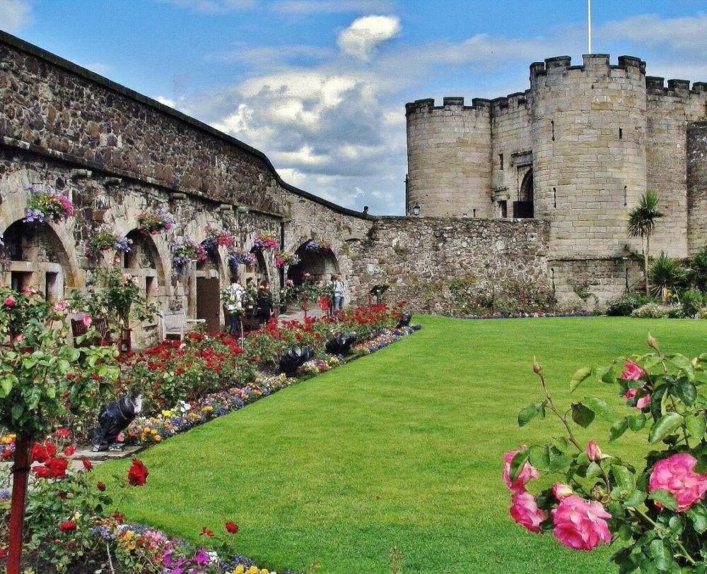 Destino castillo de Stirling
