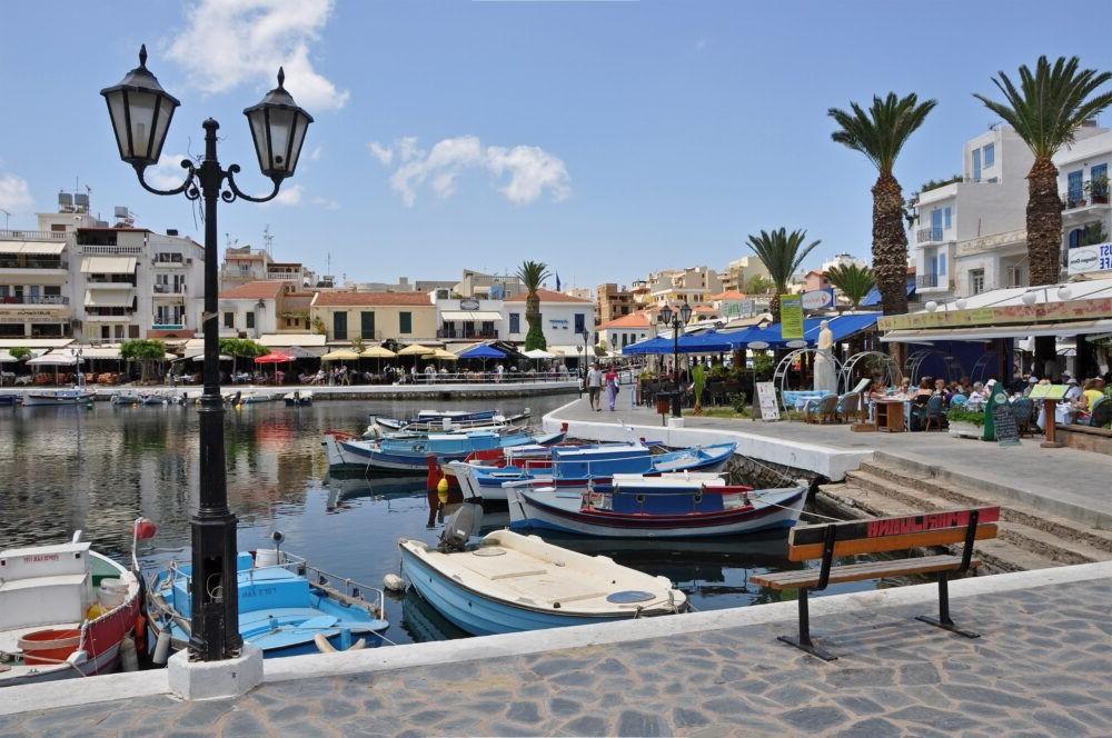 Donde alojarse en Agios Nikolaos