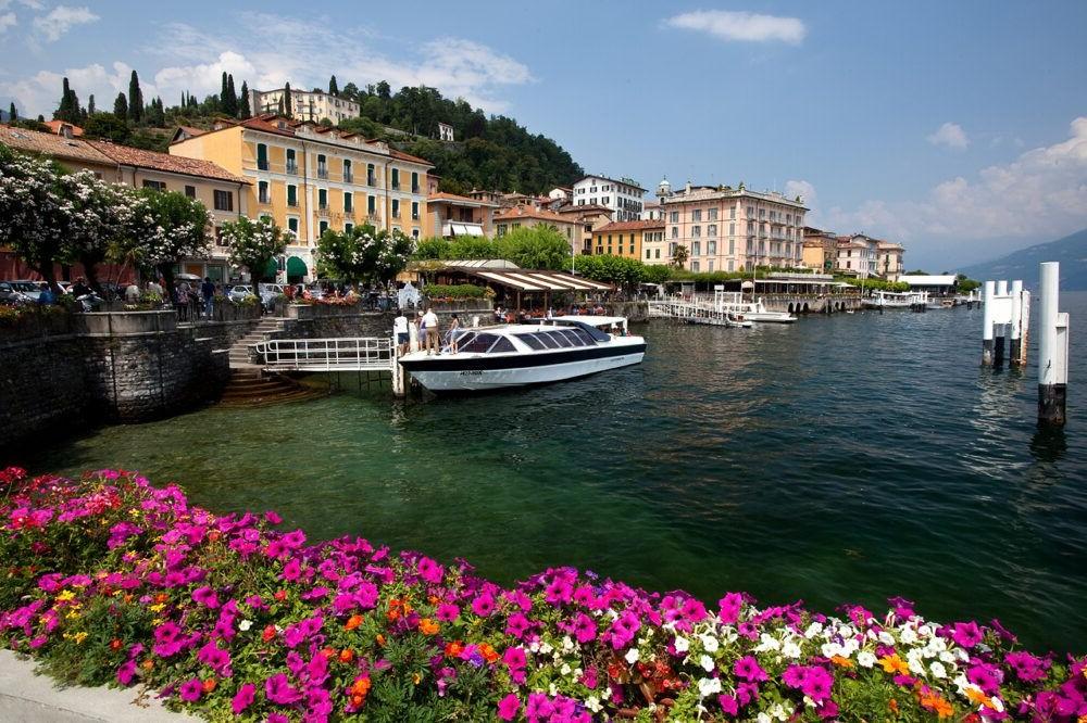 Donde alojarse en Bellagio Italia