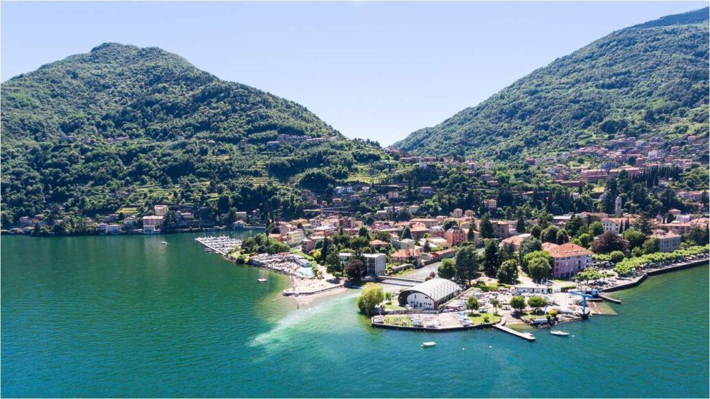 Donde alojarse en Bellano Italia