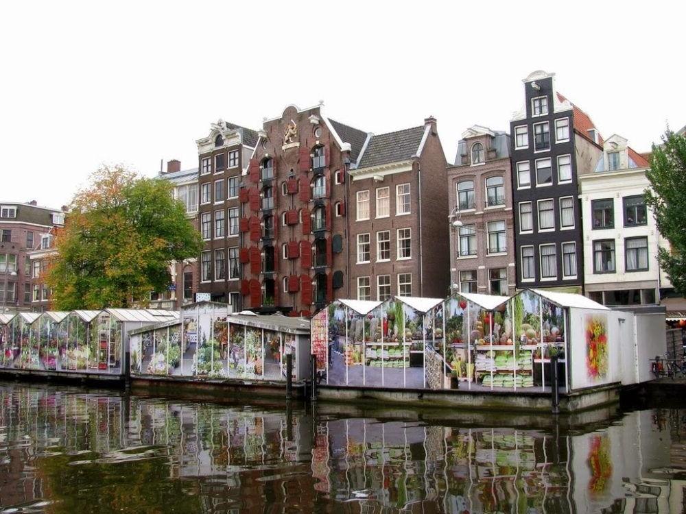 Donde alojarse en Dársenas Orientales Amsterdam