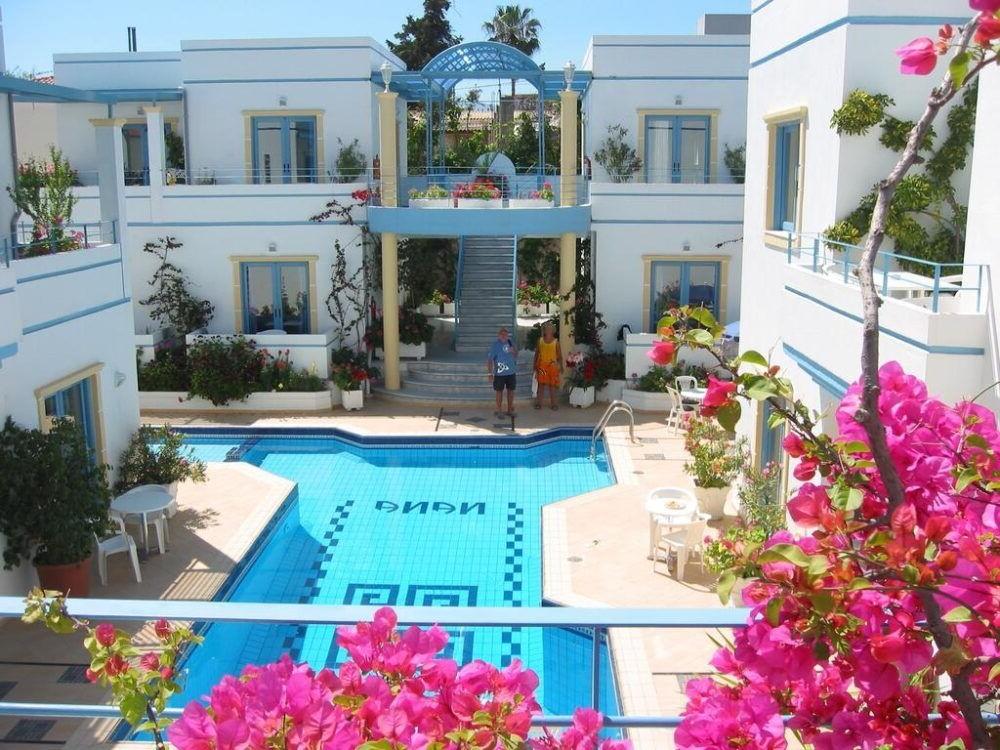 Donde alojarse en Kato Daratso Crete