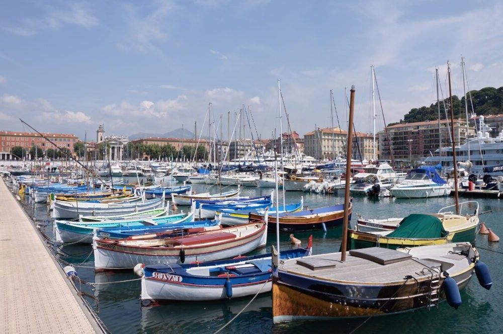 Donde alojarse en Le Port Nice