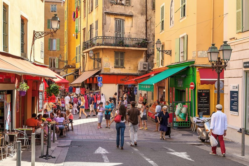 Donde alojarse en Old Town Nice