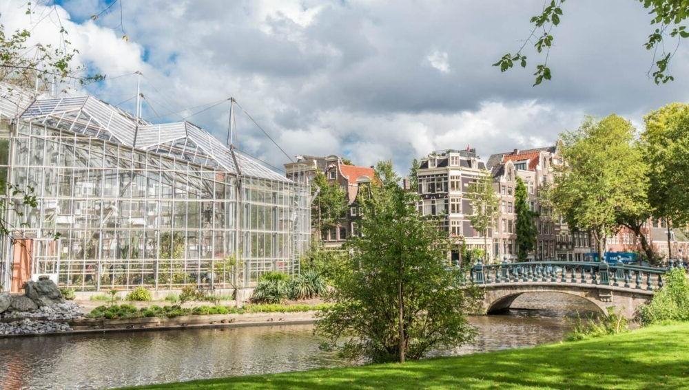 Donde alojarse en Plantage East Amsterdam
