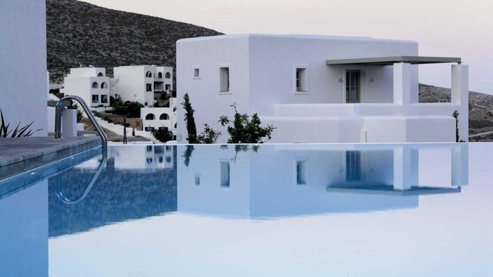 Hospedaje en Anemi Hotel Creta
