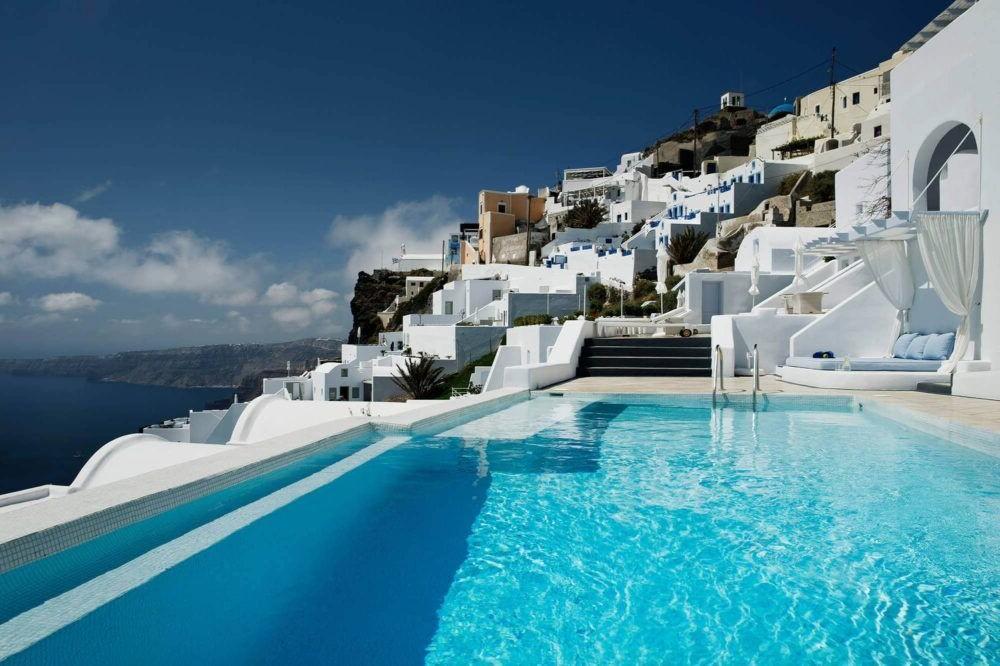 Hospedaje en Astra Suites Greece