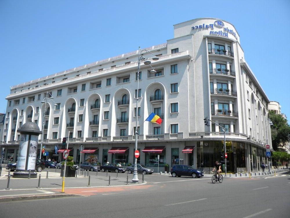 Hospedaje en Athenee Palace Hilton Bucharest