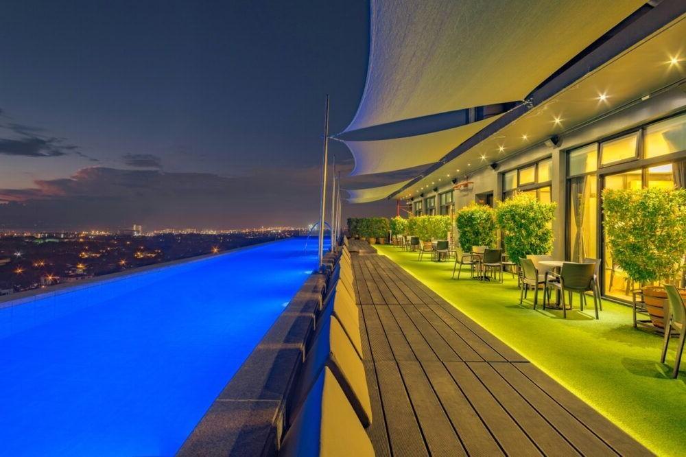 8 hoteles de Manila con piscinas increíbles