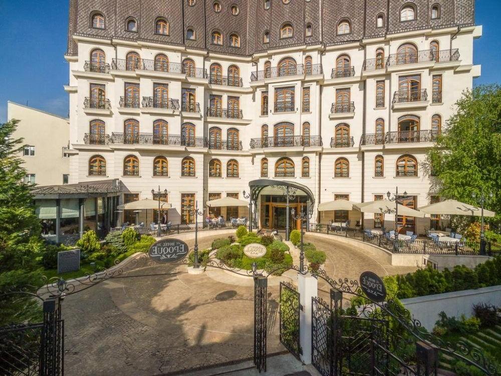 Hospedaje en Epoque Hotel