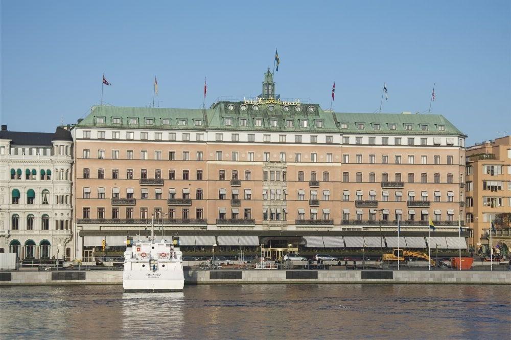 Hospedaje en Grand Hotel Stockholm