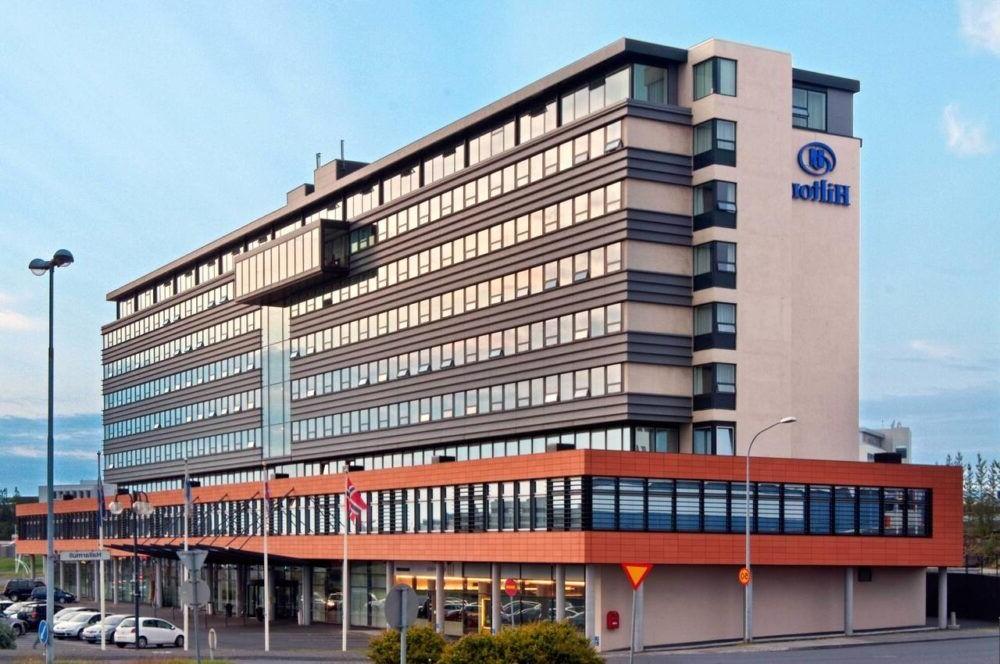 Hospedaje en Hilton Reykjavik Nordica