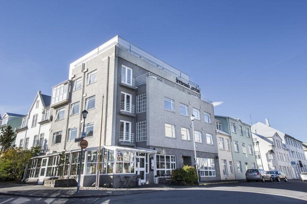 8 Mejores sitios para alojarse en Reykjavik