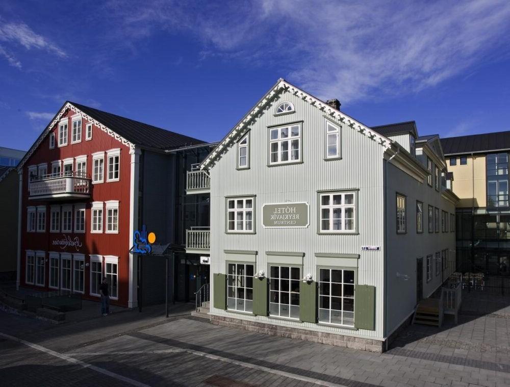 Hospedaje en Hotel Reykjavik Centrum