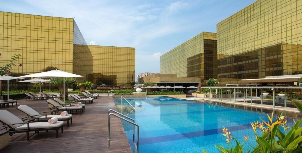 Hospedaje en Hyatt City of Dreams Manila