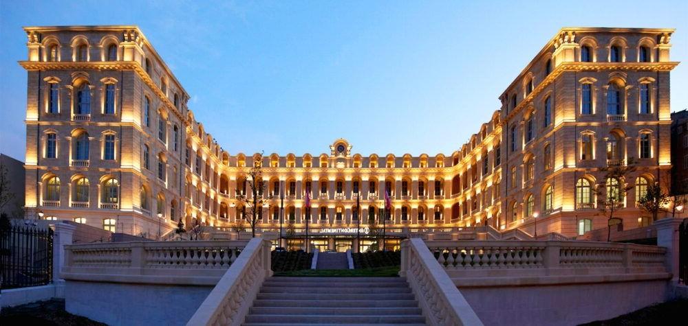 Hospedaje en InterContinental Marseille Hotel Dieu